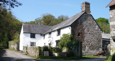 Great Sloncombe Farmhouse B&B  Exeter