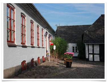 Brittas Bed & Breakfast Odense