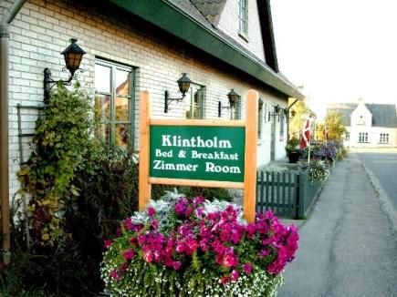 Klintholm Bed & Breakfast Borre
